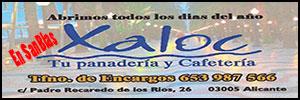 Banner Xaloc