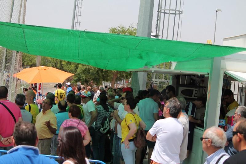 El spa femenino se jugar el ascenso en el vivero de for Viveros en badajoz
