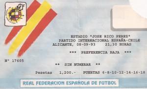 Entrada España-Chile