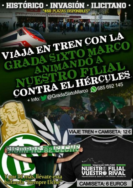 cartel elcheros