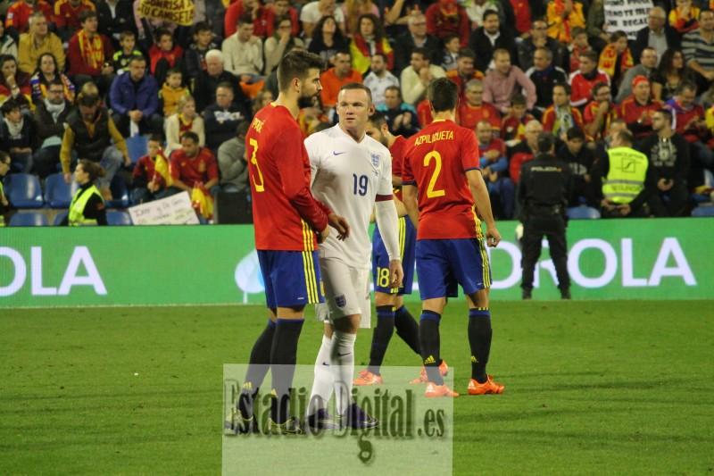 España Inglaterra
