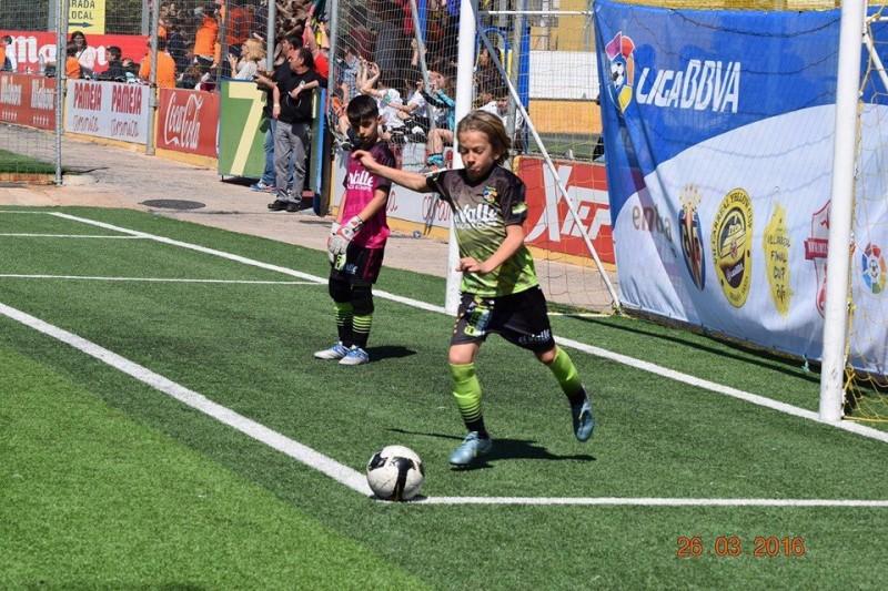 Villarreal cup 1
