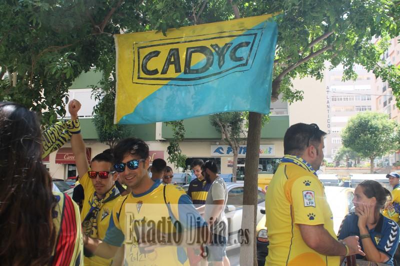 Afición Cádiz