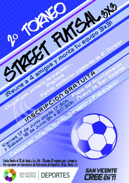 futbol street