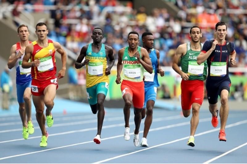 Daniel Andújar salida 800m