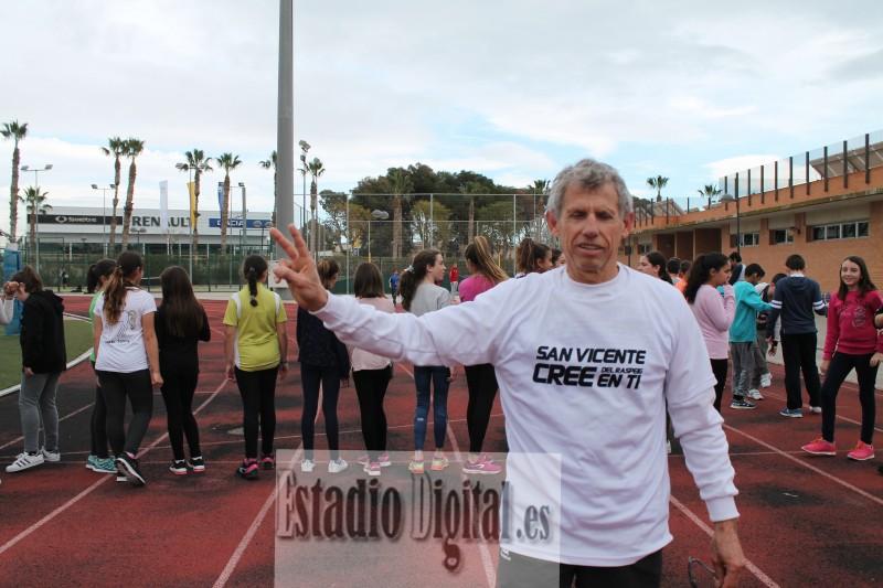 Domingo ram n menargues celebra sus 60 a os disputando el campeonato de europa de veteranos - Ramon soler madrid ...