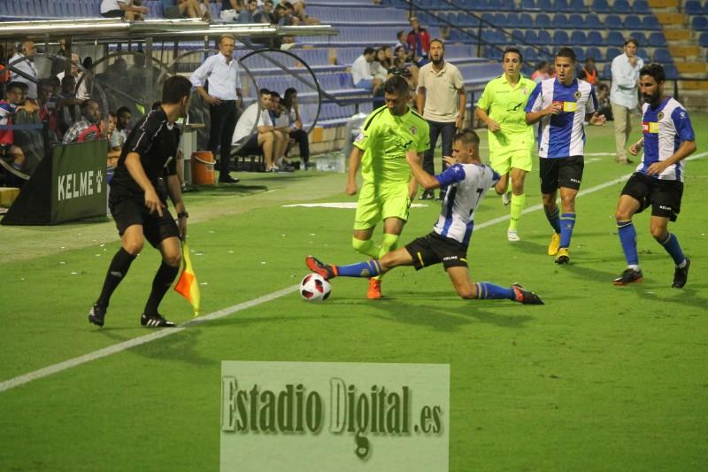El Hércules busca ante el Ebro su mejor inicio liguero en Segunda B ...