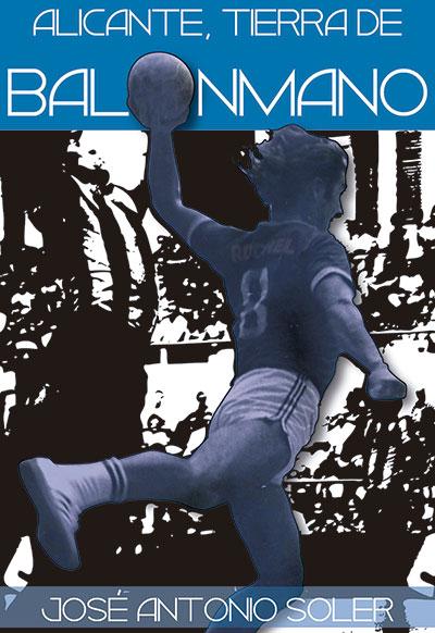 Libro de balonmano alicantino
