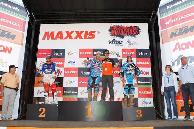 Motocross Alvaro Lozano