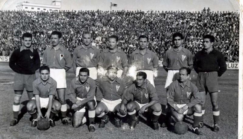 Alicante CF años 50