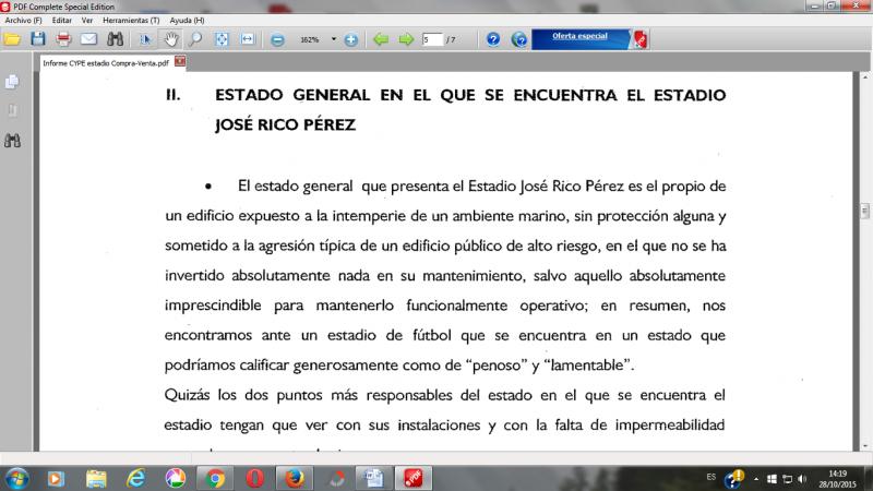 Informe Rico Pérez