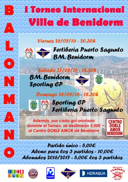 Torneo Internacional Villa de Benidorm